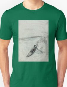 in the boath Unisex T-Shirt
