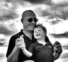 Two Little Boys by KirkArt
