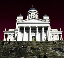 Helsingin tuomiokirkko by Raúl  Ortiz de Lejarazu Machin