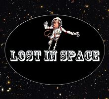Lost in space by Uniqueone