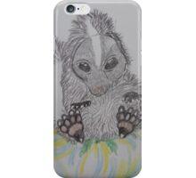 skunk weed bowl iPhone Case/Skin