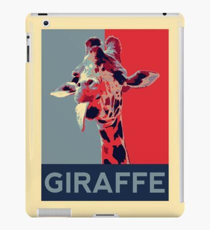 Giraffe iPad Case/Skin