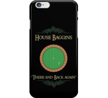 House Baggins iPhone Case/Skin