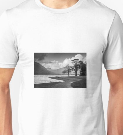 Buttermere in the Lake District Unisex T-Shirt