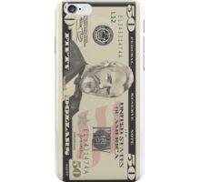 50 US Dollar Bill iPhone Case/Skin