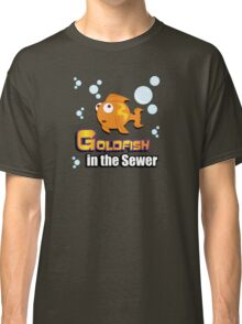 Limited Edition: Goldfish in the Sewer - fan products! Classic T-Shirt