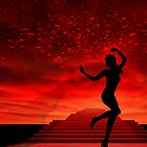 Dancing with the stars. by Imber