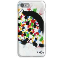 Series brush strokes No. 05/ 2014 iPhone Case/Skin