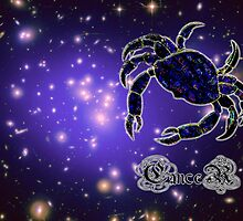 The Zodiac Sign of Cancer - all products by Dennis Melling