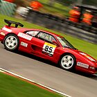 # 85 Red Ferrari by SparkyHew