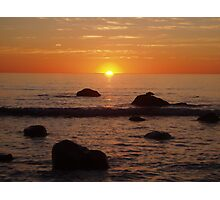 Hallett Cove sunsets and vistas Photographic Print
