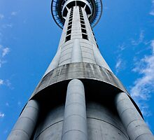 Sky Tower, Auckland by AKunde