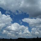 Clouds as far as the eye can see by Aleilani