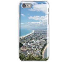 View from Mt Maunganui 2 iPhone Case/Skin