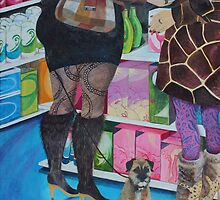 Shopping In Boots by Hannah Dosanjh