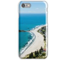 View from Mt Maunganui 1 iPhone Case/Skin