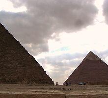 Pyramids by shanmclean