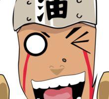 Jiraiya Hey Girls Sticker