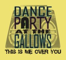 The Dance Party at the Gallows Offical T by Tyst