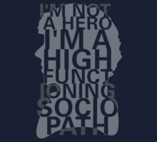 Not a Hero T-Shirt