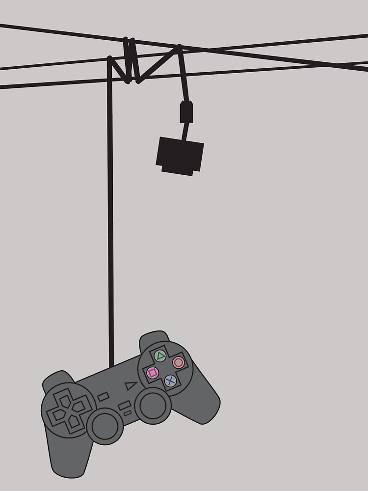 Old Skool Gaming by MiniMumma