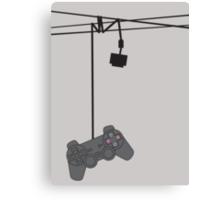 Old Skool Gaming Canvas Print
