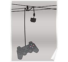 Old Skool Gaming Poster