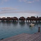 Tahiti Scenery #9 by Kristin Hamm