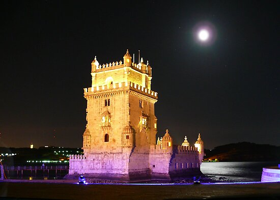 Belém Tower.Portugal by terezadelpilar~ art & architecture