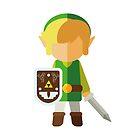 Toon Warrior by miguelolivera