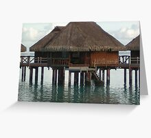 Tahiti Scenery #10 Greeting Card