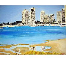 Gold Coast Broad Water  Photographic Print