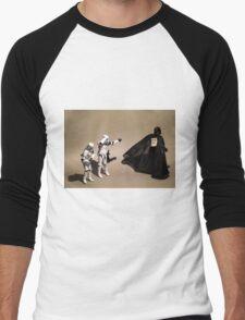 Office Jokes Men's Baseball ¾ T-Shirt