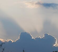 The Cloud With A Silver Lining by barnsis