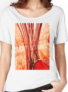 Everything Has Strings  Women's Relaxed Fit T-Shirt