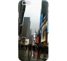 Times Square, New York City iPhone Case/Skin