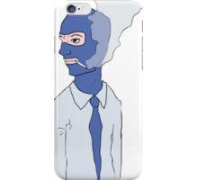 blu spy  iPhone Case/Skin