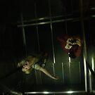 Elevator high by Abby Tropea