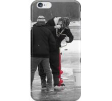The Auger And The Shack iPhone Case/Skin