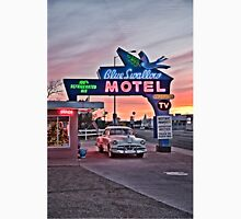 Blue Swallow Motel, Tucumcari, New Mexico Unisex T-Shirt