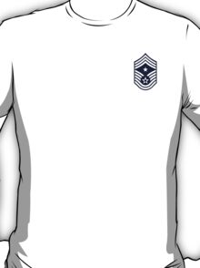 Air Force Command Chief Master Sergeant - E9 T-Shirt