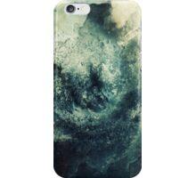 257 Watercolor Rust iPhone Case/Skin