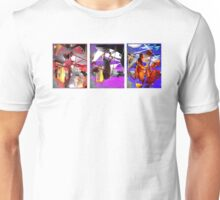 tryptich of the beautiful girls Unisex T-Shirt
