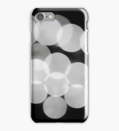 Molecule iPhone Case/Skin