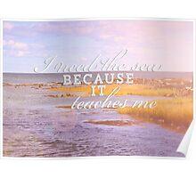 I Need the Sea Poster