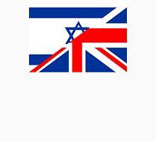 uk israel flag Unisex T-Shirt