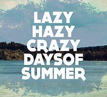 Lazy Hazy Summer by Vintageskies
