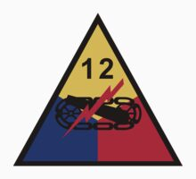 12th Armored Division by VeteranGraphics