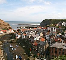 Staithes North Yorkshire by DRWilliams