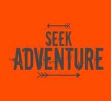 Seek Adventure Kids Clothes